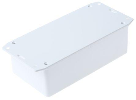 1591DFLGY | Hammond | 1591 ABS Enclosure, IP54, Flanged, 150 x 80 x