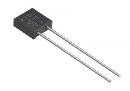 Alpha PCY Series Axial Metal Film Fixed Resistor 1Ω ±0.1% 2W ±2.5ppm/°C