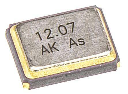 SMD CER 14.7456MHZ C5S-14.7456-12-3030-X By AKER CRYSTAL