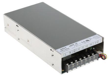 TDK-Lambda 150W Embedded Switch Mode Power Supply SMPS, 6.5A, 24V dc