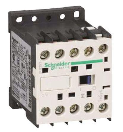 LC7K1210E7                                              Schneider Electric TeSys K LC7K 3 Pole Contactor, 3NO, 20 A, 5.5 kW, 48 V ac Coil