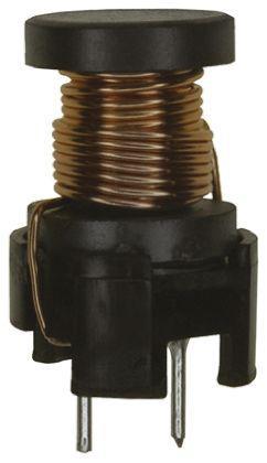 ELC18B122L                                              Panasonic 1.2 mH ±10% Ferrite Leaded Inductor, 1A Idc, 440mΩ Rdc ELC18B