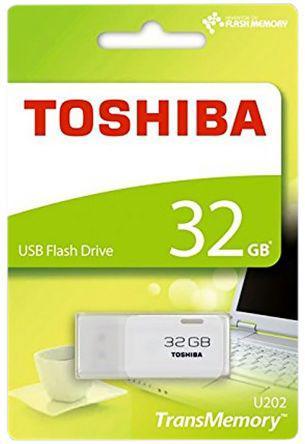 THN-U202W0320E4                                              Toshiba TransMemory 32 GB USB 3.0 Flash Drive