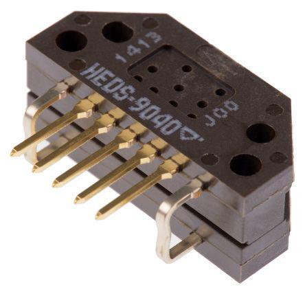 HEDS-9040#J00                                              Broadcom Incremental Encoder 30000rpm 4.5 → 5.5 V dc