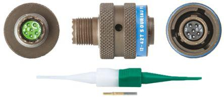 3WAY SOURIAU   85106EC83AS50   PLUG WITH CABLE CLAMP