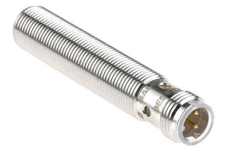 BES M12MI-PSC20B-S04G                                              BALLUFF PNP Inductive Sensor 2 mm Detection Range, Barrel 65mm length, 12 → 30 V dc, IP68