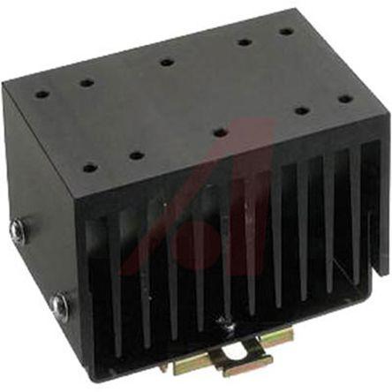 RHS100                                              Heatsink, RHS Solid State Relay, 3.1°C/W, 48 x 44 x 82mm, DIN Rail