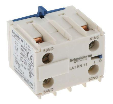 Auxiliary Contact Block, NC, 2.8 A dc, 3 A ac, 400 V ac, 48 V dc