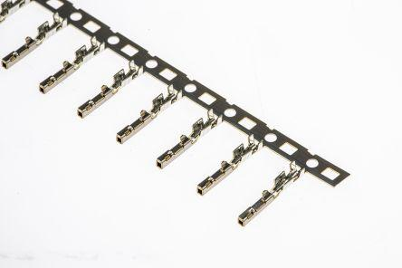 Serial Cable Assembly Crimp Contact to Crimp Contact