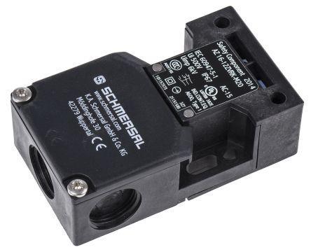 AZ16 Safety Interlock Switch, Fibreglass, NO/2NC