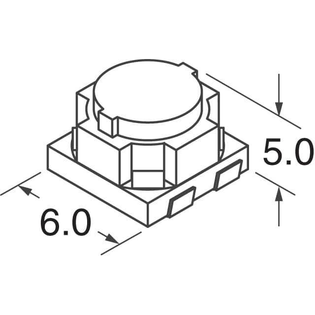 Panasonic Electronic Components EVQ-9P105M