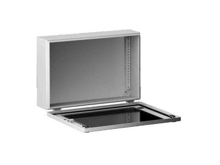 1610000                                              Rittal Kx, Steel Enclosure, 400 x 200 x 155mm