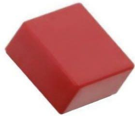 Red Tactile Switch Cap For Use With B3F Series, B3W Series