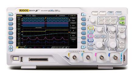 DS1074Z Plus                                              RIGOL DS1000Z Series DS1074Z Plus Digital Oscilloscope, Benchtop Digital Oscilloscope, 4+16 Channels, 70MHz