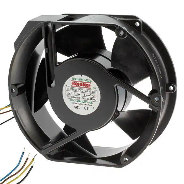 Mechatronic Fan UF25GC12-BTHR