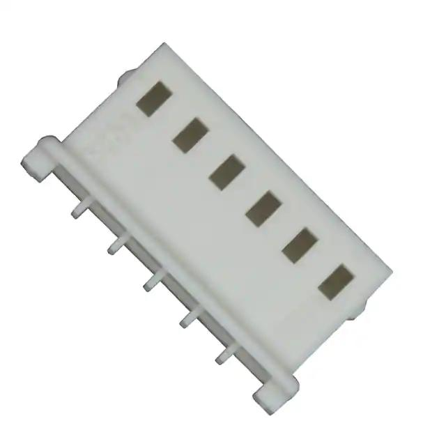 50-37-5043 MOLEX CONNECTOR HOUSING 4 POSITION 2.5mm SHROUD