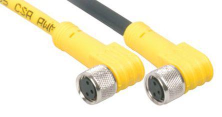 PKW 4M-0 3-PSW 4M   Turck   Turck M8 0 3m Female, Male Cable