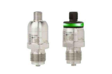 46967527                                              WIKA Pressure Sensor for Air, Fluids, Gases , 1bar Max Pressure Reading PNP