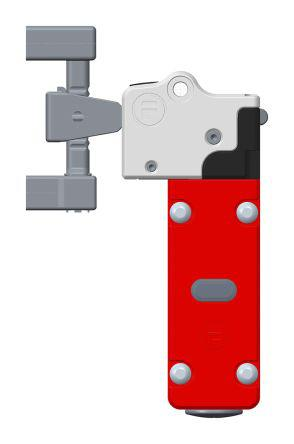 proAT / proStop Interlock, Metal, 2NC/1NO