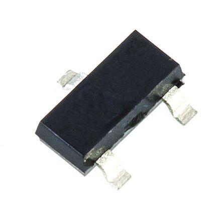 Nexperia BC807W PNP Transistor 500 mA 45 V 3-Pin SOT-323