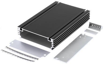 20809529                                              Ventilated Plug-in Unit with Handles, 3U, 7hp, 167mm Deep