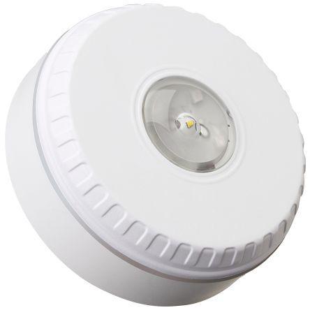 SOL-LX-C/RF/W1/S                                              LED, Flashing Beacon Solista LX Series, Red, Ceiling Mount, 9 → 60 V dc