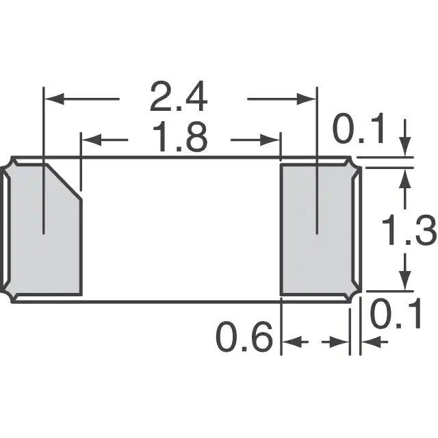 ECS Inc. ECS-.327-12.5-34B-TR