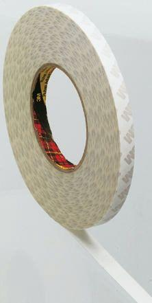 3M 9080Hl 12Mmx50M Double Sided Tape
