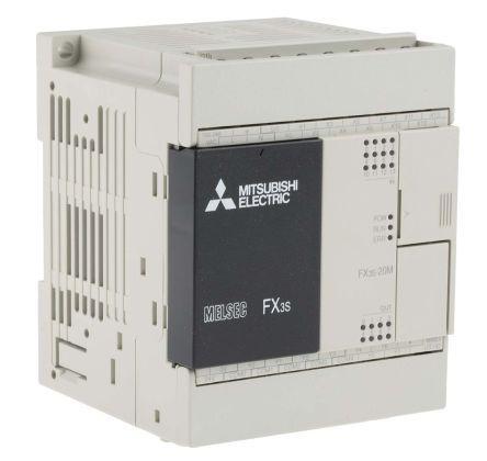 FX3S-20MR-ES   Mitsubishi   Mitsubishi FX3S PLC CPU