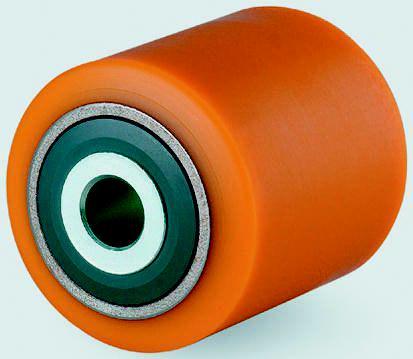 ETX 085X105-Ø12 NL110 TYPE A                                              Tente PUR, Steel Castor Wheels ETX 085X105-Ø12 NL110 TYPE A, 1000kg