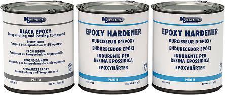 832B-3L                                              MG Chemicals 832B-3L Black Epoxy Potting Compound