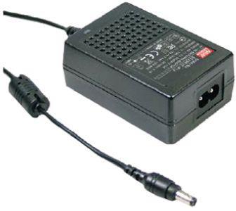 GS25B07-P1J                                              Mean Well Desktop Power Supply, 135 → 370 V dc, 90 → 264 V ac, 7.5V dc 2.93A Output Level V 1 Output