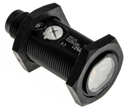 E3FA-RN21                                              Omron Retro-reflective Photoelectric Sensor 0.1 → 4 m Detection Range NPN IP67, IP69K Barrel Style E3FA-RN21
