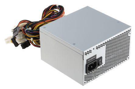 Seasonic 400W Computer Power Supply, 100 → 240V ac Input, -12 V, 3.3 V, 5 V, 5 Vsb, 12 (Combined) V Output