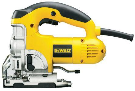 Dewalt DW331K-LX 26mm stroke Corded Jigsaw, 115V, 3100spm, 2P+E