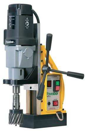 18G702/240                                              Powerbor 18G702/240 230V Magnetic Base Drill, 140 → 470rpm