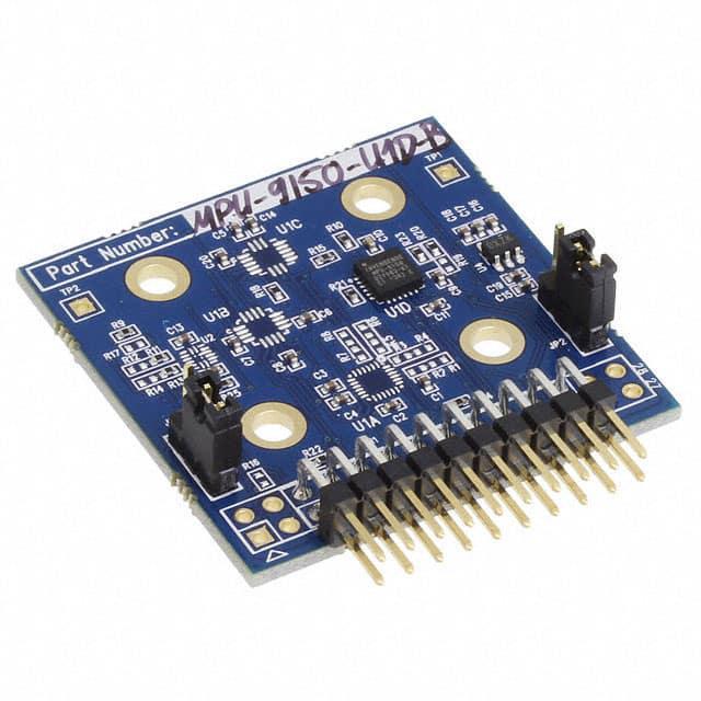 MPU-9250 | TDK InvenSense | TDK InvenSense MPU-9250 | Enrgtech