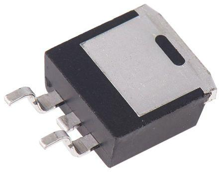 Diodes Inc SBR6100CTL-13 Dual SMT Schottky Diode Common Cathode 100V 6A