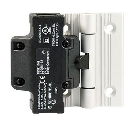 TVS 400-12/B-M20                                              TVS 400 Safety Hinge Switch, NO/2NC, M20 x 1.5