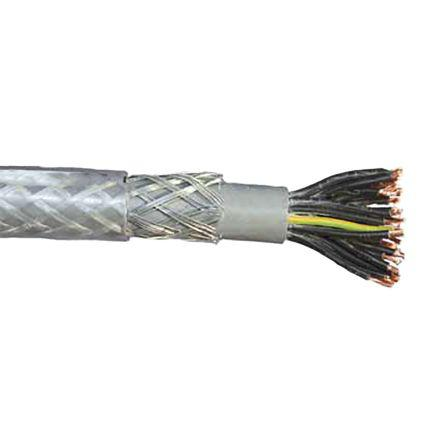 Lapp Cable Lapp Olflex Classic 110 3 Core YY Control Cable, 0.75 mm², 100m, Unscreened