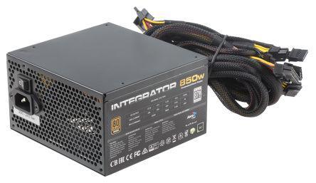 Seasonic 350W Computer PSU, 220V ac Input, 3.3 V dc, 5 V dc, ±12 V dc Output