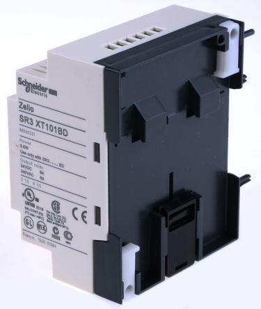 SCHNEIDER ELECTRIC SR3XT141FU Expansion Module,8 inputs,6 Relay Output