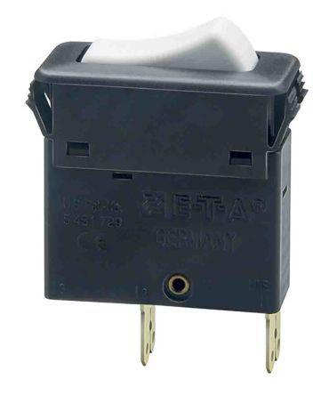 240 V ac 4130 50 V dc ETA 70A 1 Pole Thermal Magnetic Circuit Breaker