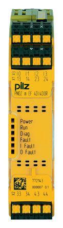 PNOZmulti 2 PNOZ m EF Input/Output Module, 4 Inputs, 6 Outputs, 24 V dc