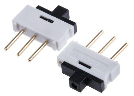SPST Through Hole 10 Circuits DIP // SIP Switch DP Series 24 VDC