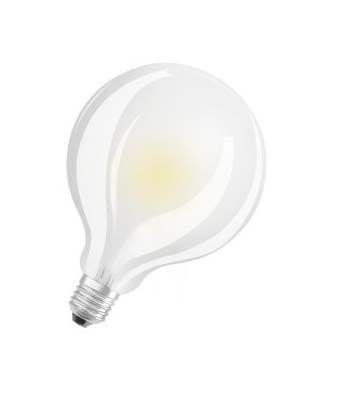 4058075808515                                              Osram ST GLOBE E27 LED GLS Bulb 11 W(100W), 2700K, Warm White, Globe shape