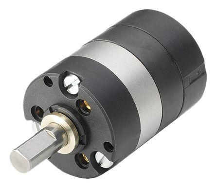 R22.10.0 111                                              Portescap Planetary Gearbox, 111:1 Gear Ratio, 2 Nm Maximum Torque, 5000 (Input)rpm Maximum Speed