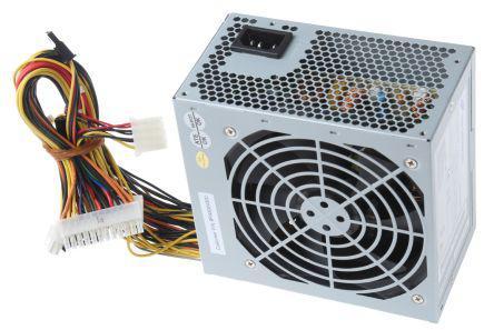 FSP 500W Computer Power Supply, 230V Input, 3.3 V, 5 V, ±12 V Output