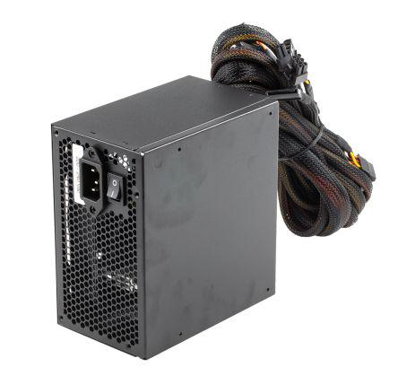 RS Pro 700W ATX Power Supply, 200 → 240V ac Input, 12V Output