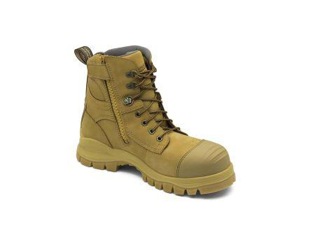 992060                                              Blundstone 992 Wheat Steel Toe Cap Men Safety Boot, UK 6, EU 39, US 6.5